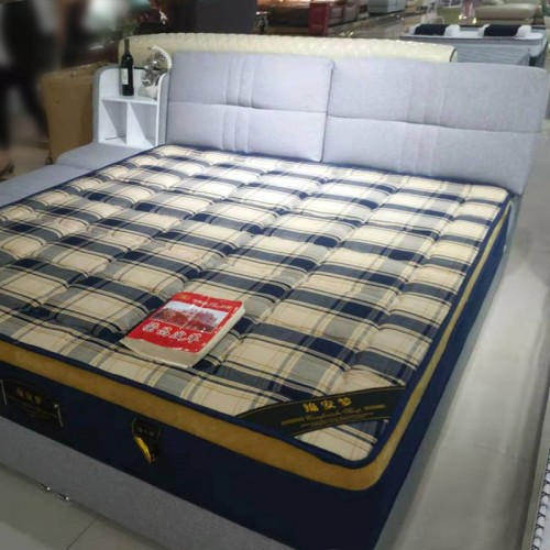 柔软舒适弹簧床垫厂家 18