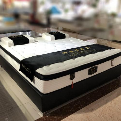 加厚双人床垫批发 弹簧床垫生产厂家21
