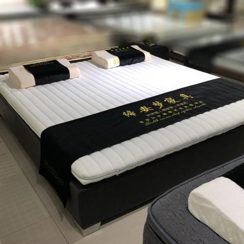 高档环保1.8米双人椰棕床垫生产厂家03