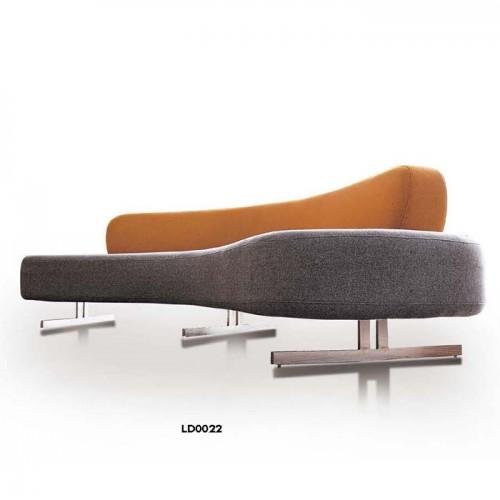 休息区异形创意沙发定制厂家LD0022#