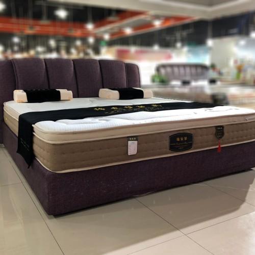 厂家促销加厚双人床垫24