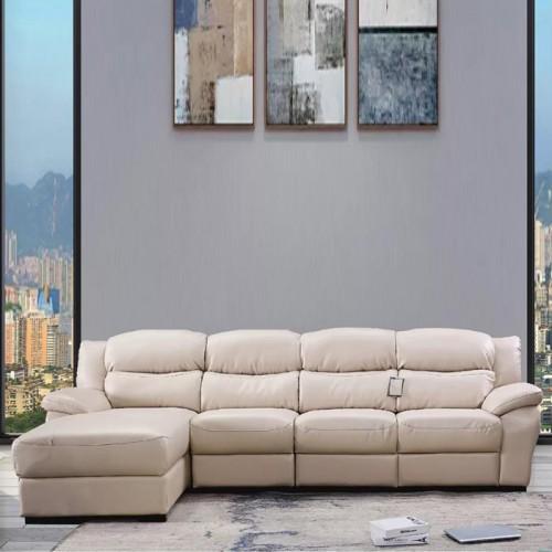 皮质沙发整装现代家具