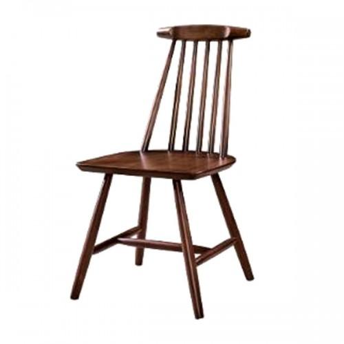 北欧轻奢餐椅休闲靠背