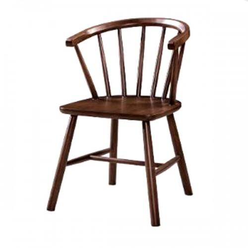 餐厅靠背椅现代简约饭