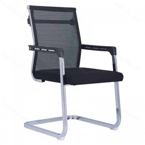 办公椅子靠背职员椅家用电脑椅弓形椅 B-D37-9#