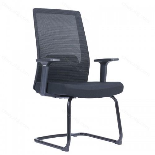 电脑椅舒适办公椅会议椅家用电竞椅弓形椅 Z-D286