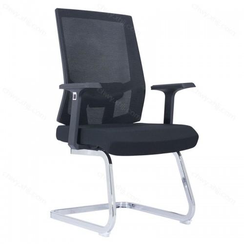 厂家批发电脑椅网布简约现代转椅弓形职员椅 Z-D288#