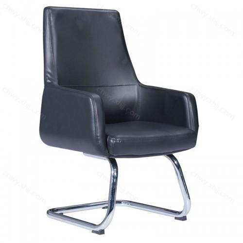 人体工学超纤皮靠背椅电脑椅职员椅 Y-C308#