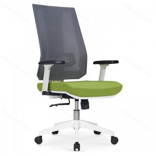 网布职员椅电脑椅升降转椅人体工学高背椅子 Y-B318#