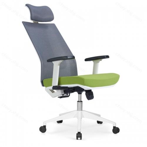 简约网布透气可躺电竞办公转椅弓型靠背电脑座 Y-A318仰#