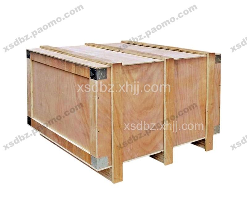 厂家定做免熏蒸箱子 货运实木包装箱