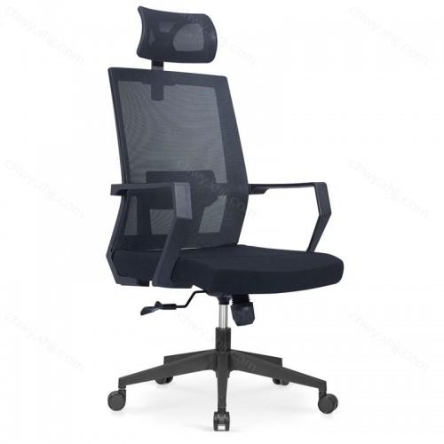 办公家具电脑椅网椅办公椅家用带靠枕网布转椅  Z-E289H#