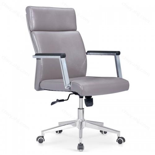 老板椅电脑椅家用皮质办公椅转椅人体工学椅  B-E200-1#