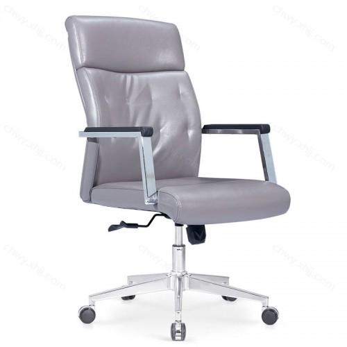 办公椅老板椅皮质电脑椅电竞椅转椅现代简约椅  B-E200#