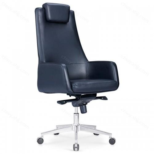 办公家具超纤皮老板椅大班椅现代简约家用升降椅转椅子 Y-A308#