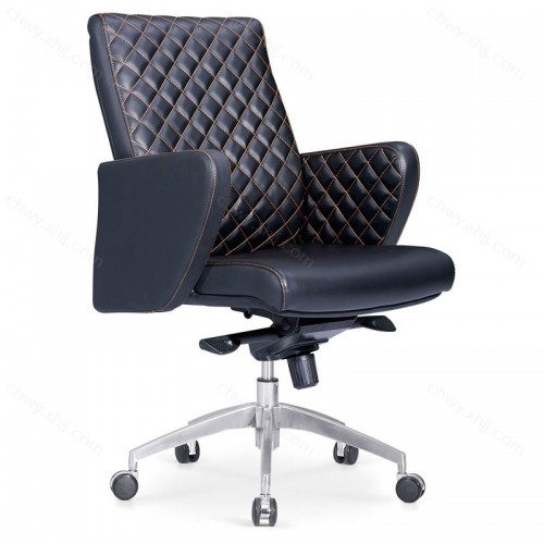 办公椅超纤皮老板椅子电竞椅电脑椅现代升降椅 Y-B305#