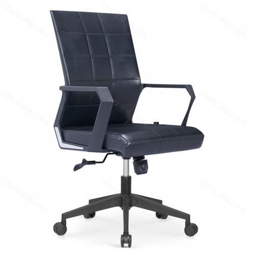 升降旋转皮质电脑椅办公椅转椅人体工程学转椅 Z-E236-2#