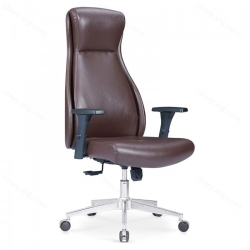 简约现代超纤皮老板椅办公椅家用升降电脑椅 Y-A306#