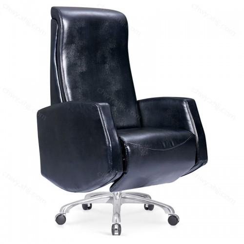 老板椅办公椅高背电脑椅家用转椅带靠枕会议椅 Y-A310A#