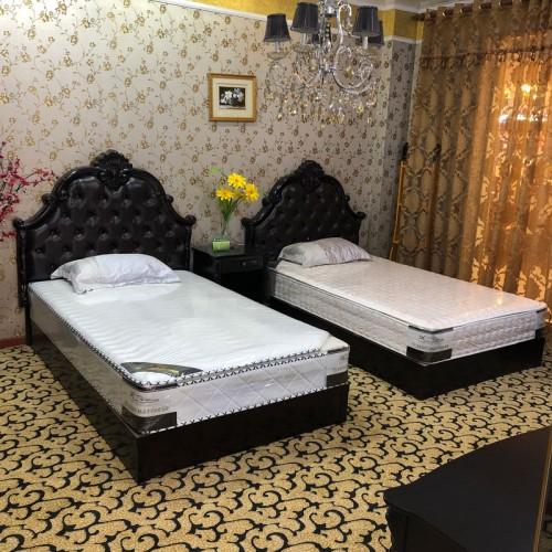 欧式单人双人床新婚床