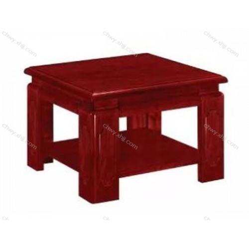 批发办公家用边几角方几置物花架美式飘窗桌 099#