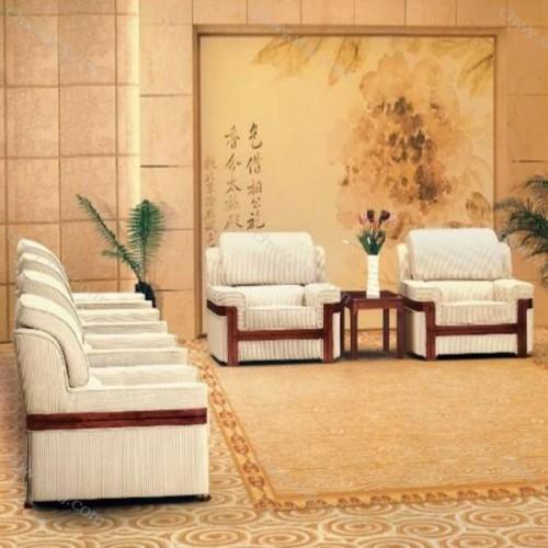 办公沙发布艺会议接待会客商务办公室沙发贵宾沙发  100#