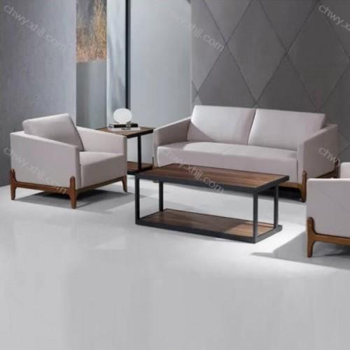 办公沙发简约现代会客接待商务沙发商务办公室沙发  现代17#