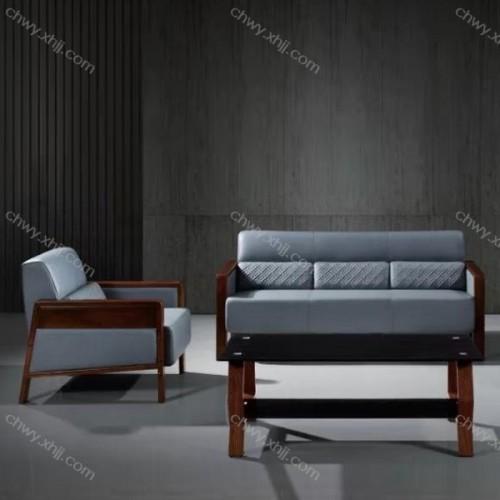 简约办公家具办公沙发会客沙发  现代14#