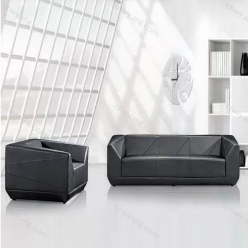 时尚现代办公沙发办公室造型商务会客沙发 538#