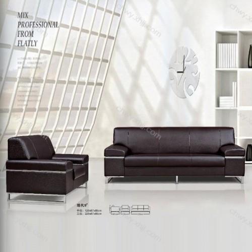 厂家直销商务办公沙发休闲接待沙发9