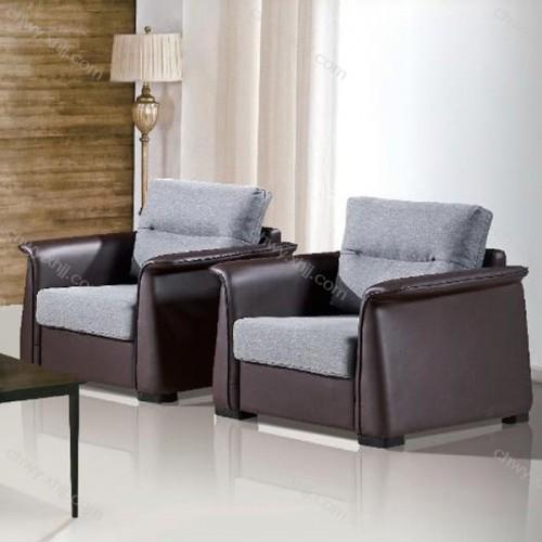 办公沙发现代休闲商务会客沙发采购价格8048