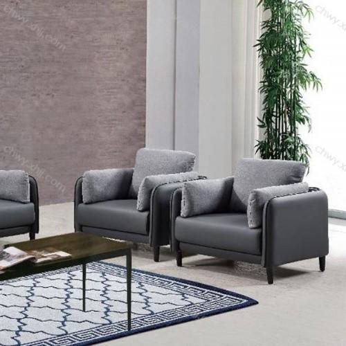 现代沙发商务办公室洽谈沙发采购价格65