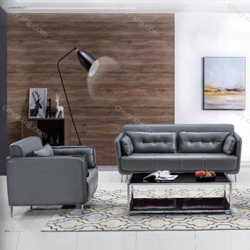 厂家批发现代洽谈沙发商务办公沙发83