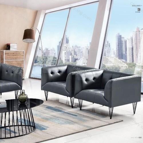 春辉办公沙发现代时尚办公室沙发商务会客接待沙发 现代75#