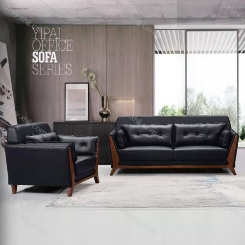 简约现代接待经理区休闲区会议区老板办公室沙发 8026#