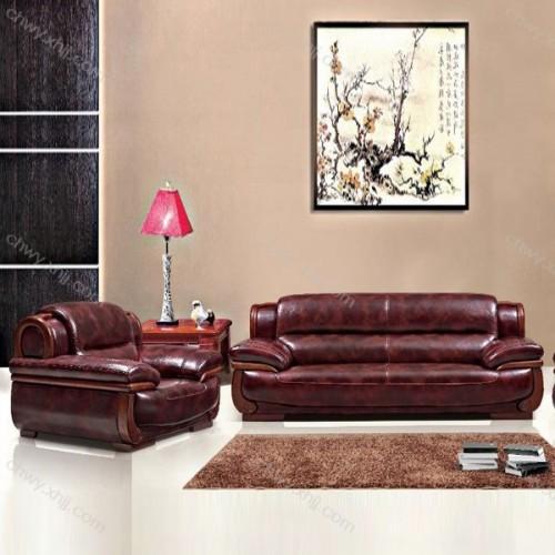 办公沙发简约现代时尚办公室会客沙发厂家批发价 BGSF-02#