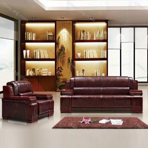 现货批发高档豪华办公沙发商务洽谈会议沙发 BGSF-05#