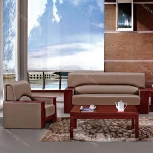 办公沙发老板室沙发商务沙发会客沙发BGSF-15#