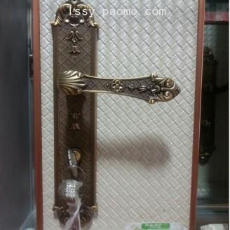 现代门锁室内 卧室房门锁 简约欧式 (3)