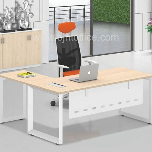 现代板式办公桌 高管电脑桌厂家直销78