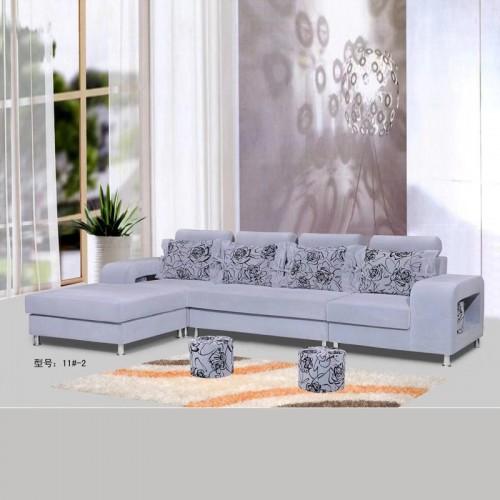经典布艺转角沙发品牌厂家11#-2
