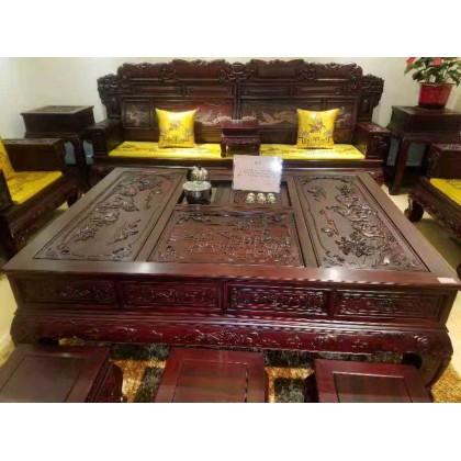 沙发代茶桌