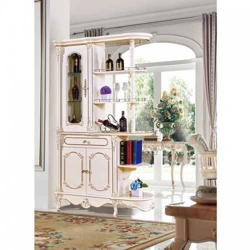 欧式客厅间厅柜 双面隔断柜采购价格 101