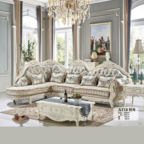 豪华高端大户型客厅休闲会客沙发 A37#