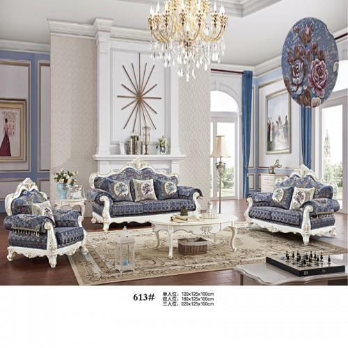 大小户型客厅欧式软体沙发生产厂家 613#