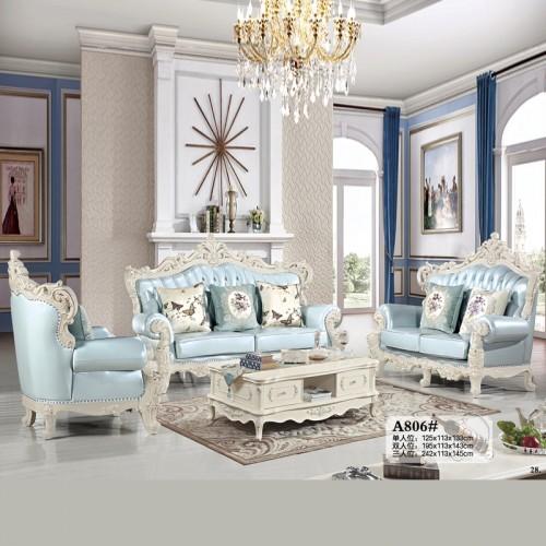 欧式现代客厅休闲沙发香河供应商 A806#