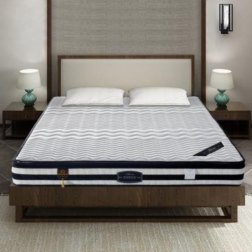 弹簧乳胶床垫定制 加厚双人床垫批发 02#