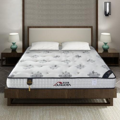 环保弹簧床垫定制  1.5米1.8米双人床垫价格 05#