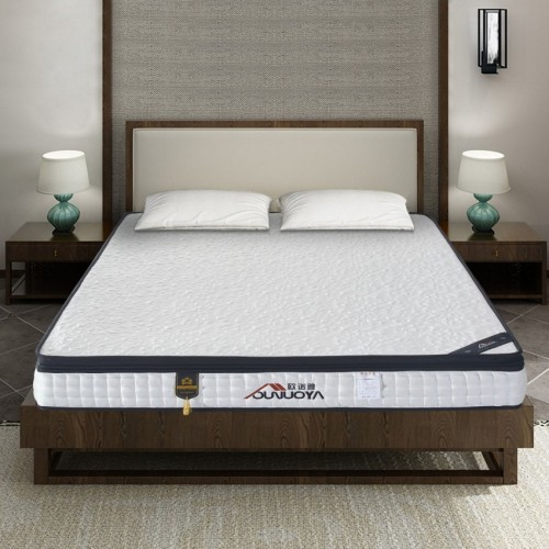 高档棉布独立弹簧床垫 厂家直销可定做 09#