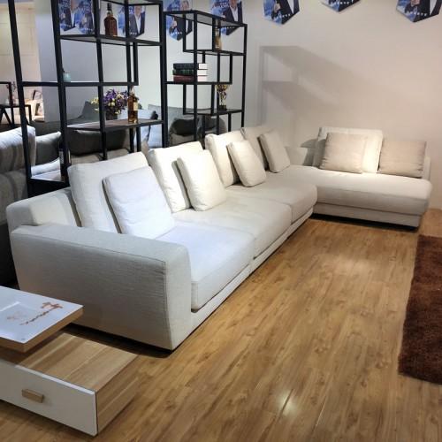 家用休闲沙发批发  转角布艺沙发价格1041#